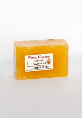 NATURAL CALENDULA SOAP RANCHO CORTESANO SPAIN