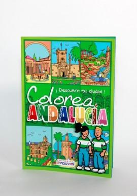 COLOREA ANDALUCÍA