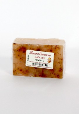 THYME SOAP
