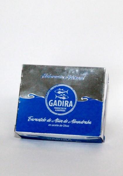 TARANTELO ATÚN ROJO DE ALMADRABA GADIRA CÁDIZ