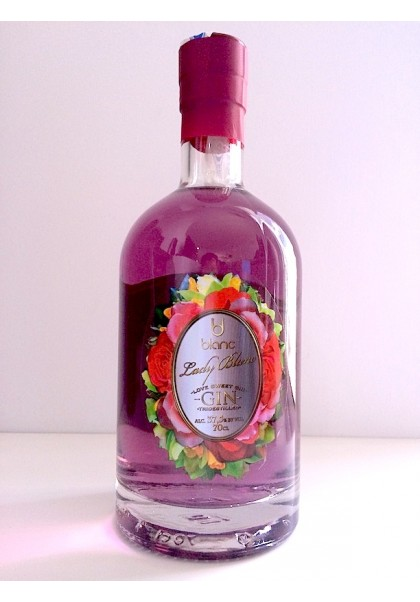 LADY BLANC GIN HUELVA STRAWBERRY