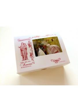 POLVORON ARTESANAL CAKE BOX