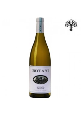 WHITE WINE BOTANI DRY MUSCAT ORDONEZ WINERY SPAIN MALAGA