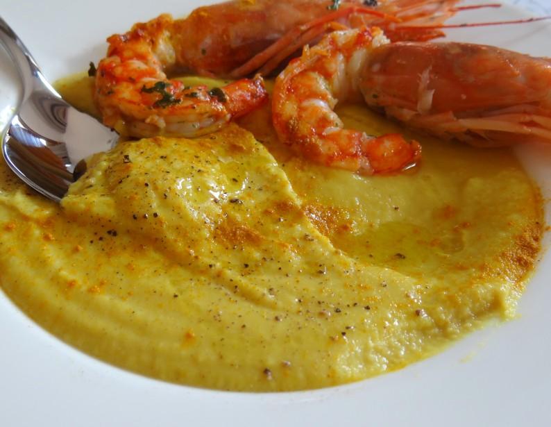 receta_curcuma_aceite_escama sal_yaentucasa_gambas_gustomiki