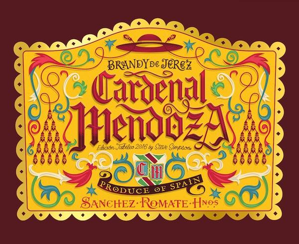 Cardenal Mendoza by Steve Simpson
