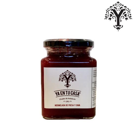strawberry jam_champagne jam_yaentucasa_extra jam_natural