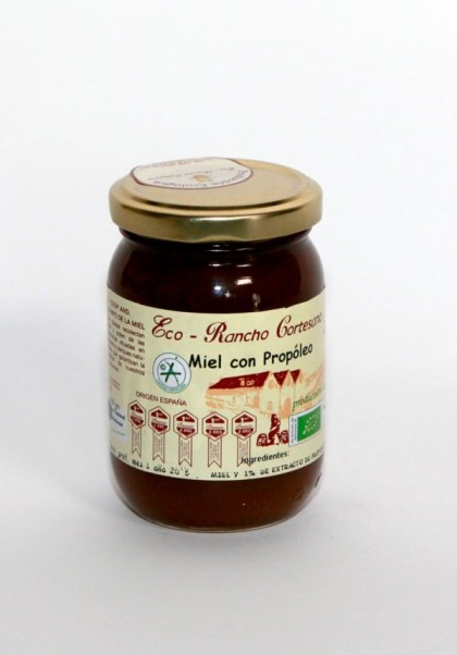 ECO PROPOLIS HONEY