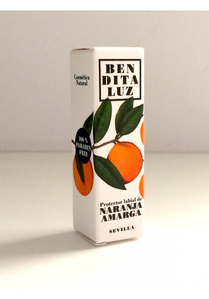 LIP BALM BITTER ORANGE SEVILLE BENDITALUZ