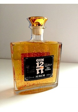GIN 12-11 AURUM LIMITED EDITION