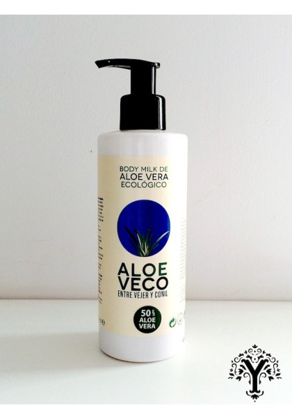 NATURAL BODY MILK ALOE VERA VECO