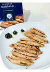 MACKEREL FILLETS IN OLIVE OIL