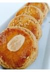 ALMOND & CINNAMON COOKIES ARTESANS FROM SPAIN