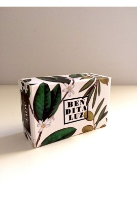 ORANGE BLOSSOM AND OLIVE LEAF SOAP BENDITALUZ SEVILLE