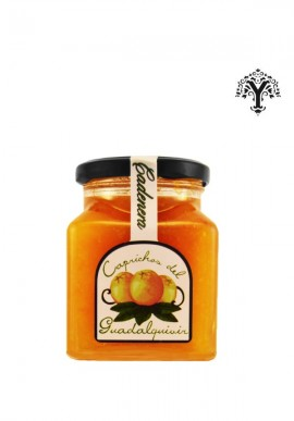 NATURAL ORANGE EXTRA JAM LA MURTEÑA GRANADA SPAIN