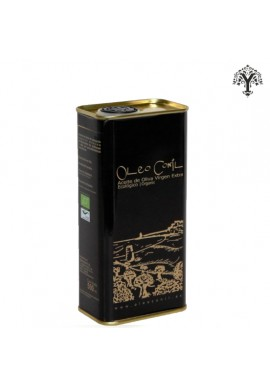 OLEO CONIL ECOLOGICAL ORGANIC EXTRA VIRGIN OIL TIN 500 ML