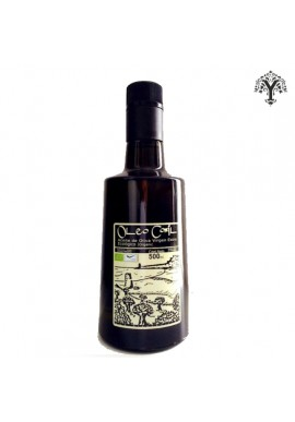 OLEO CONIL ECOLOGICAL ORGANIC EXTRA VIRGIN OLIVE OIL BOTTLE 500 ML