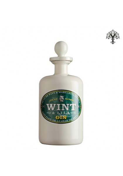 WINT & LILA LONDON DRY ORANGE BLOSSOM GIN