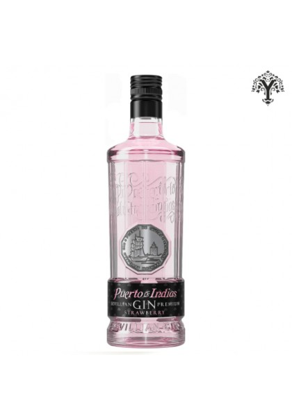 """PUERTO DE INDIAS"" STRAWBERRY GIN"