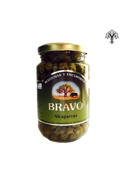 CAPERS BRAVO FROM SPAIN