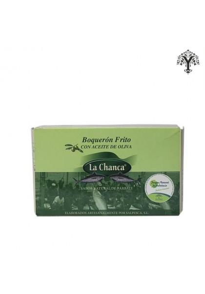 BOQUERON FRITO LA CHANCA 125 GR.