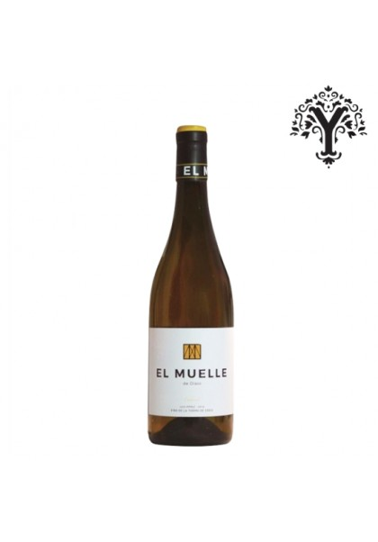 WHITE WINE EL MUELLE LUIS PEREZ WINERY