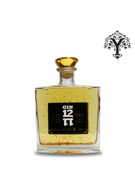 GIN 12-11 AURUM LIMITED EDITION GOLD GIN