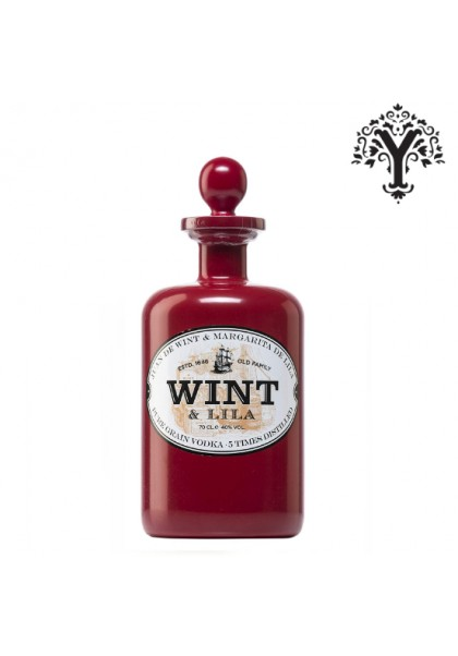 VODKA WINT & LILA 5 TIMES DISTILLED 40% VOL.