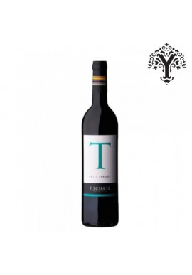 "RED WINE ""T"" PETIT VERDOT F.SCHATZ WINERY RONDA"