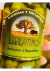 SPANISH OLIVES CHUPADEDOS MALAGA BRAVO