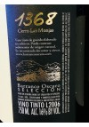 RED WINE RESERVE 1368 BARRANCO OSCURO 2006
