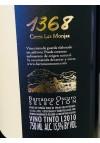 VINO ROSSO RISERVA 1368 BARRANCO OSCURO GRANADA
