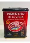 PIMENTON DE LA VERA DULCE AHUMADO TRISELECTA 70 GR.