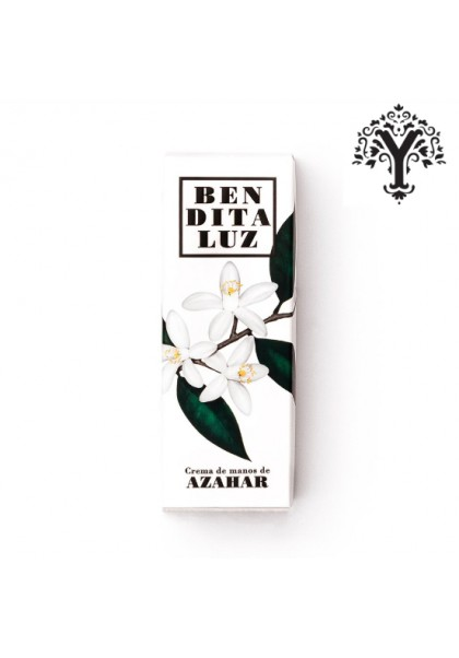 ORANGE BLOSSOM HAND CREAM PAREBENS FREE BENDITALUZ SEVILLE