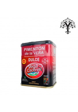SMOKED SWEET SPANISH PAPRIKA, PIMENTON DE LA VERA DULCE