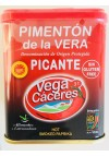 SMOKED HOT SPANISH PAPRIKA PIMENTON DE LA VERA PICANTE
