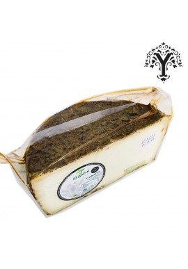 EL GAZUL MATURE GOAT CHEESE WITH ROSEMARY
