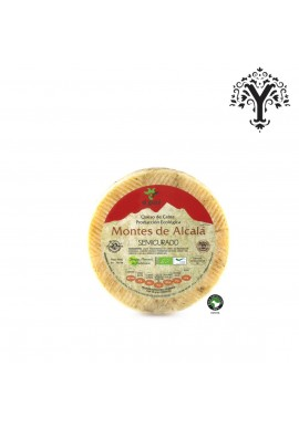 EL GAZUL BIO SEMI-CURED GOAT CHEESE