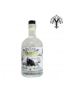 ECOLOGICAL VODKA MAMUT